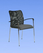 3004 - chrome chairs, plastic